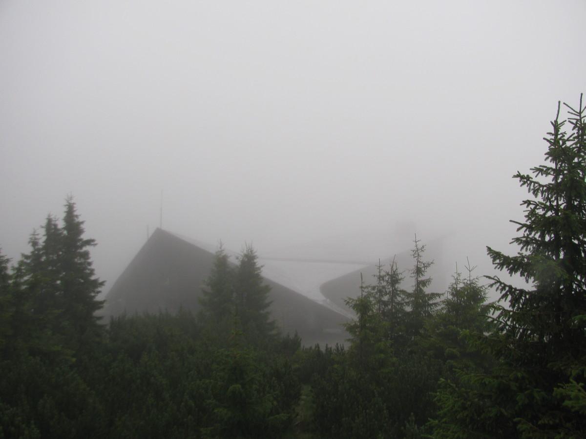 Webcam Skigebiet Spindlerm�hle Elbtal - Riesengebirge