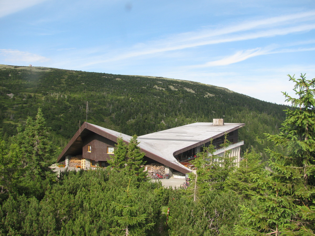 Webcam Ski Resort Spindleruv Mlyn Elbtal - Giant Mountains